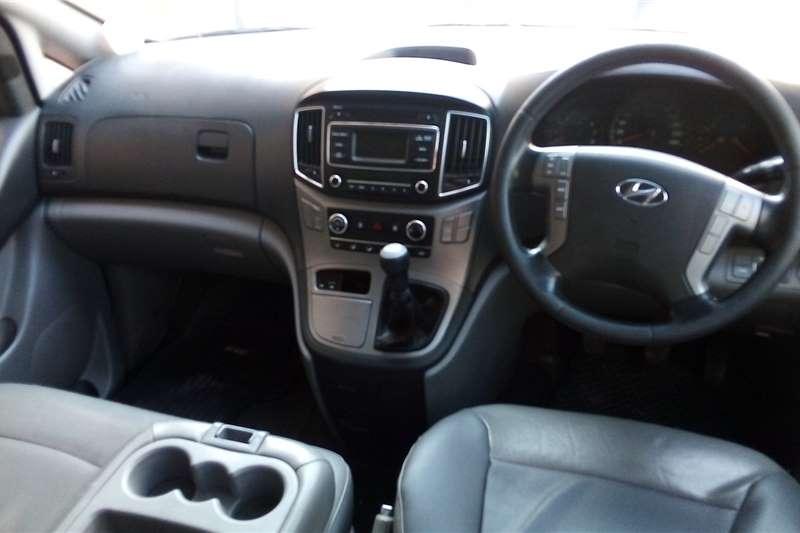 Used 2015 Hyundai H1 H 1 2.4 wagon