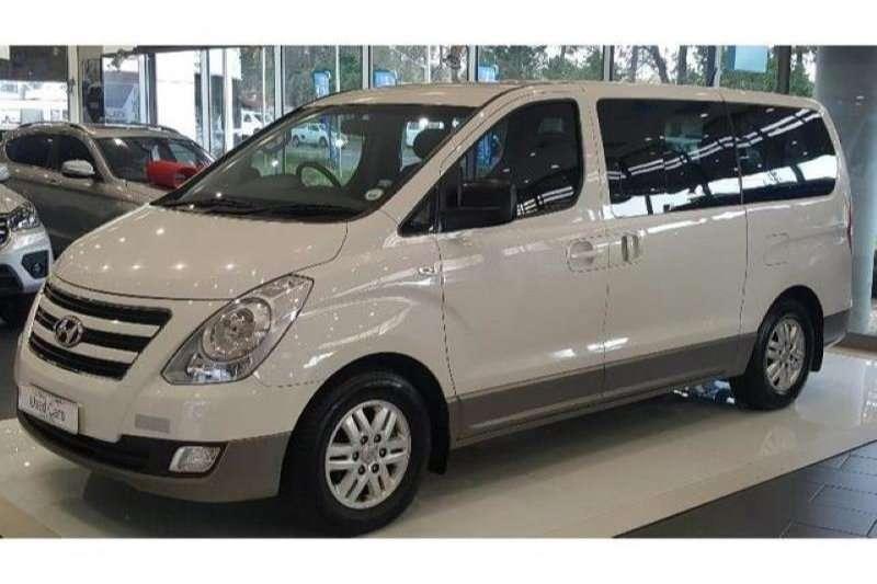 Hyundai H1 H 1 2.4 wagon 2016