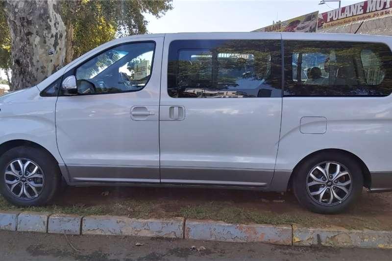 Hyundai H1 H 1 2.4 wagon 2018
