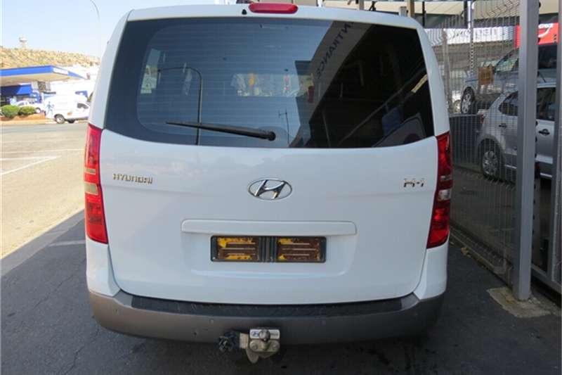 Hyundai H1 H-1 2.4 wagon GLS 2010