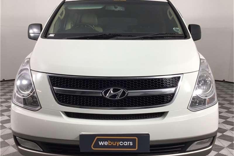 2010 Hyundai H1 H-1 2.4 wagon GLS