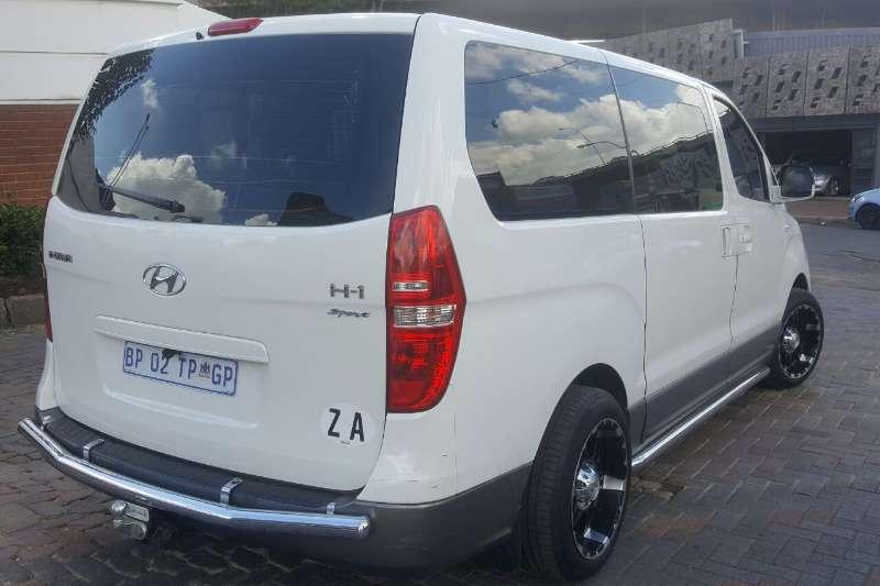 Hyundai H1 H 1 2.4 wagon GLS 2012