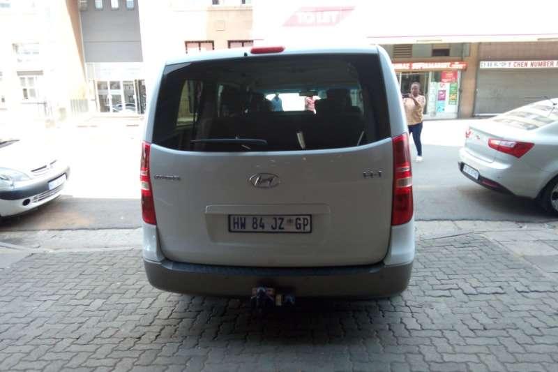 Hyundai H1 H 1 2.4 wagon GLS 2013