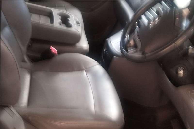 Hyundai H1 H 1 2.4 wagon GLS 2014