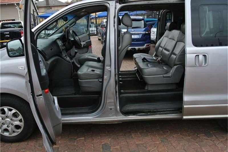 Hyundai H1 H 1 2.4 wagon GLS 2015