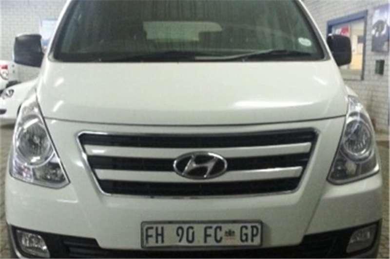 Hyundai H1 H-1 2.4 wagon GLS 2016
