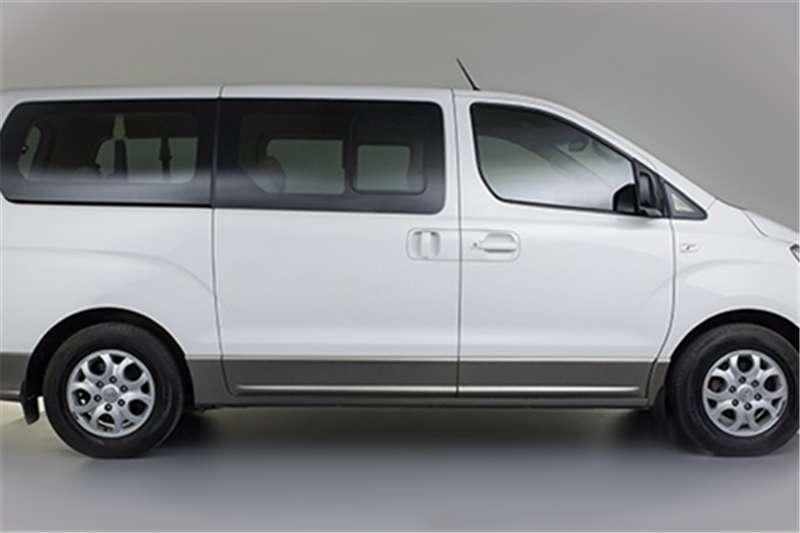 Hyundai H1 H-1 2.4 wagon GLS 2017