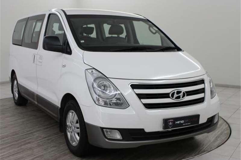 Hyundai H1 H 1 2.4 wagon GLS 2017