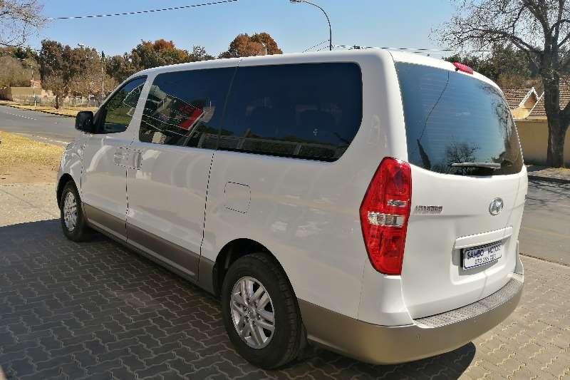 Used 2017 Hyundai H1 H 1 2.4 wagon GLS