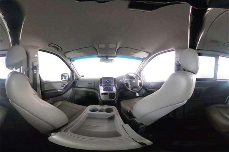 2017 Hyundai H1 H-1 2.4 wagon GLS