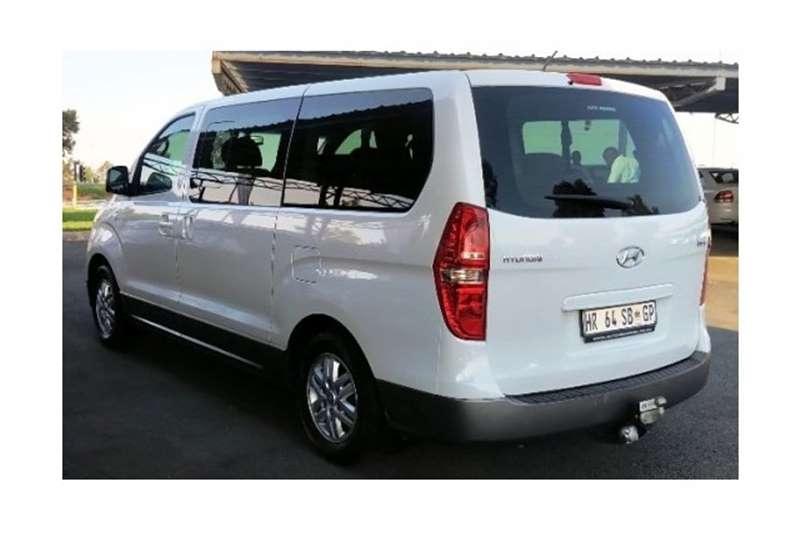 Hyundai H1 H-1 2.4 wagon GLS 2018