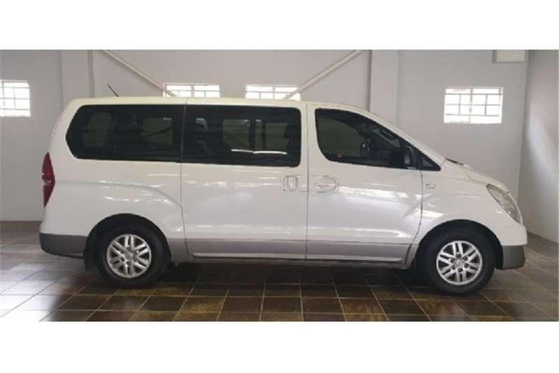 Hyundai H1 H 1 2.4 wagon GLS 2018