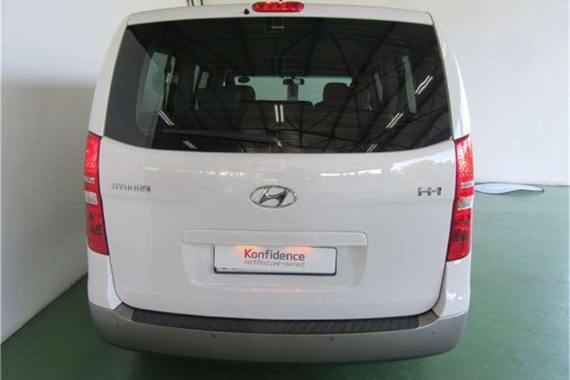 Hyundai H1 H 1 2.4 wagon GLS 2020
