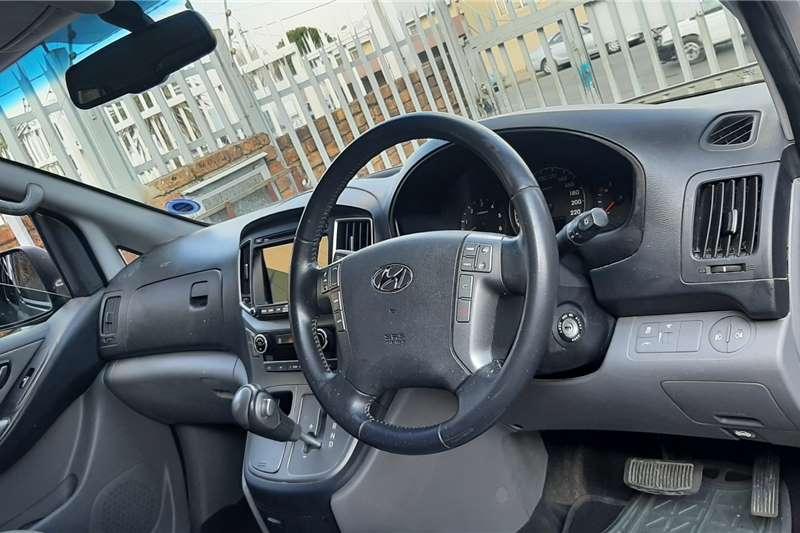 Used 2018 Hyundai H1