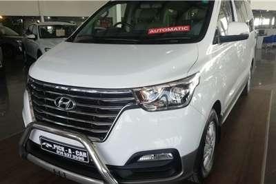 2019 Hyundai H1