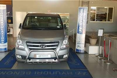 Used 2016 Hyundai H1