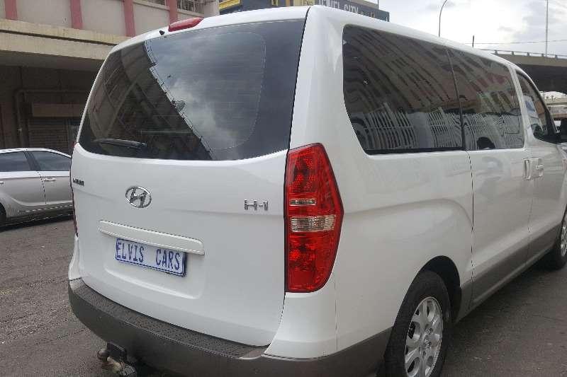 Hyundai H1 H 1 2.5CRDi Multicab 2013