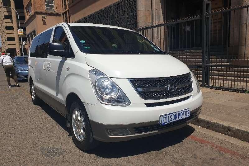Hyundai H1 H 1 2.5CRDi Multicab 2014