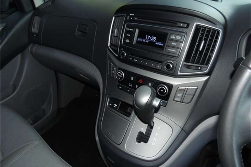 Hyundai H1 H 1 2.5CRDi Multicab 2017