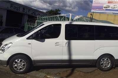 Used 2011 Hyundai H1 H 1 2.5CRDi panel van