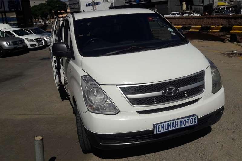 2012 Hyundai H1 H-1 2.5CRDi panel van