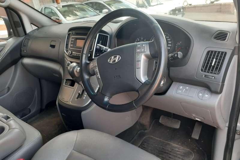 Hyundai H1 H-1 2.5CRDi panel van 2016