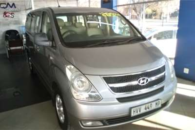 Hyundai H1 H-1 2.5CRDi panel van (aircon) 2011