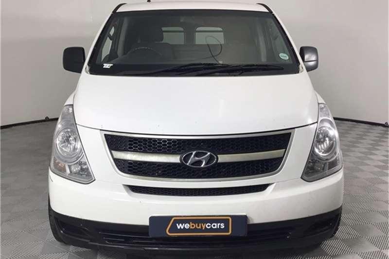 Hyundai H1 H-1 2.5CRDi panel van (aircon) 2012