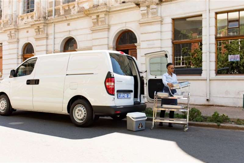 Used 2021 Hyundai H1 H 1 2.5CRDi panel van (aircon)