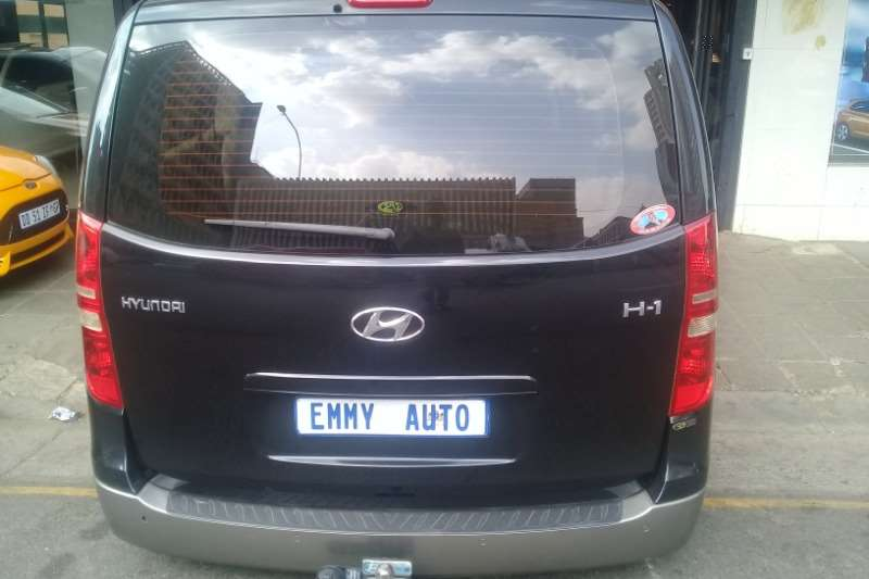 Hyundai H1 H 1 2.5CRDi panel van auto 2012