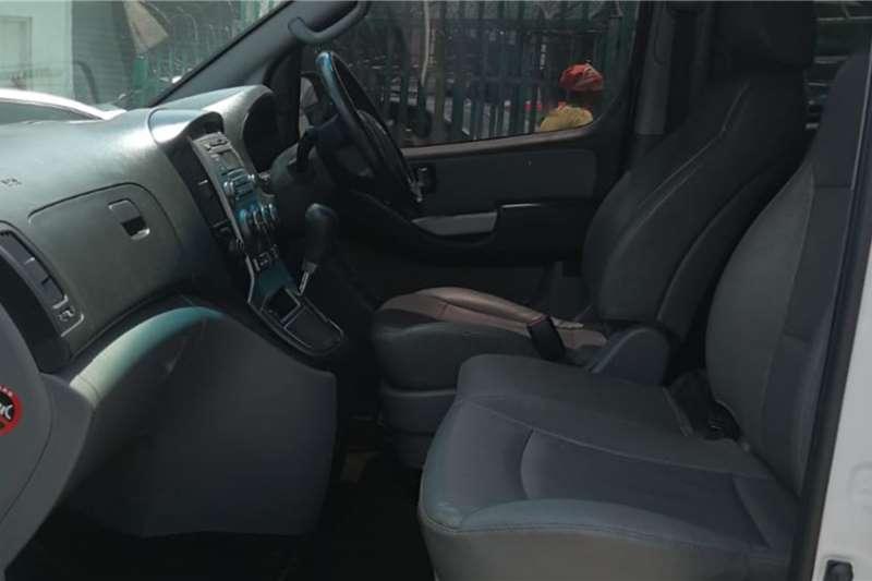 Hyundai H1 H 1 2.5CRDi panel van auto 2013
