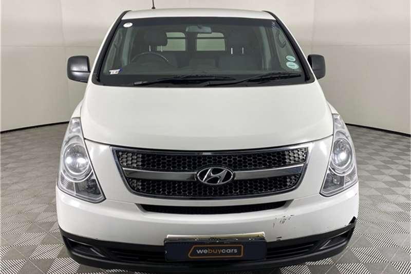 Used 2015 Hyundai H1 H 1 2.5CRDi panel van auto