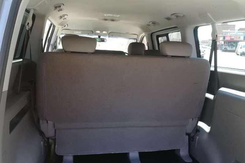 Hyundai H1 H 1 2.5CRDi panel van auto 2016