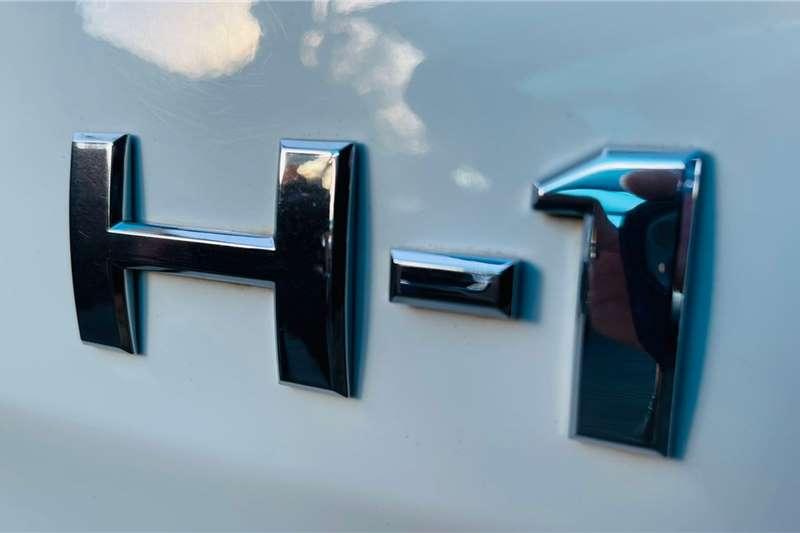 Used 2016 Hyundai H1 H 1 2.5CRDi panel van auto