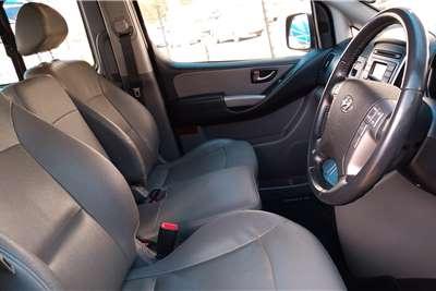 Hyundai H1 H 1 2.5CRDi panel van auto 2017