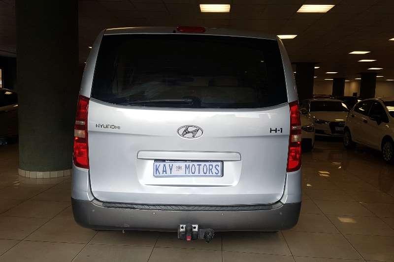 Hyundai H1 H 1 2.5CRDi wagon 2009