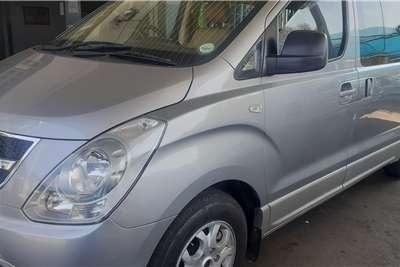 2013 Hyundai H1 H-1 2.5CRDi wagon