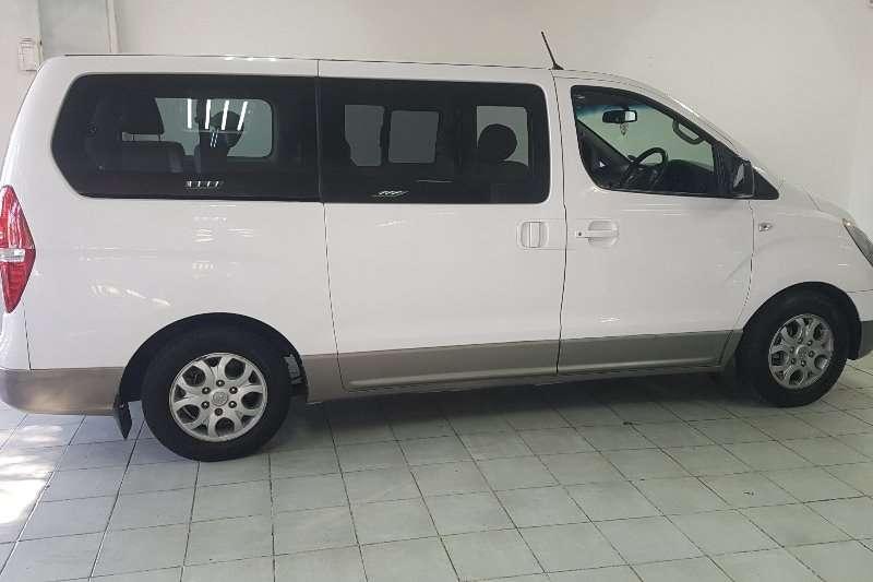 Hyundai H1 H 1 2.5CRDi wagon 2014