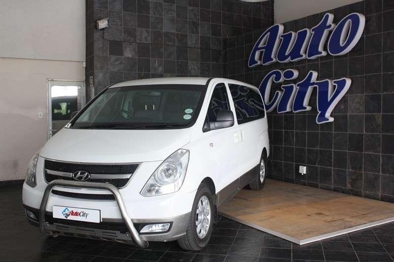Hyundai H1 H 1 2.5CRDi wagon 2015