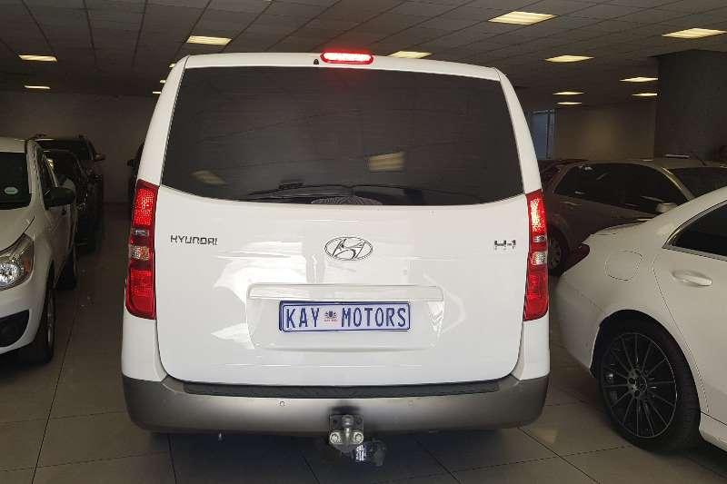 Hyundai H1 H 1 2.5CRDi wagon 2016