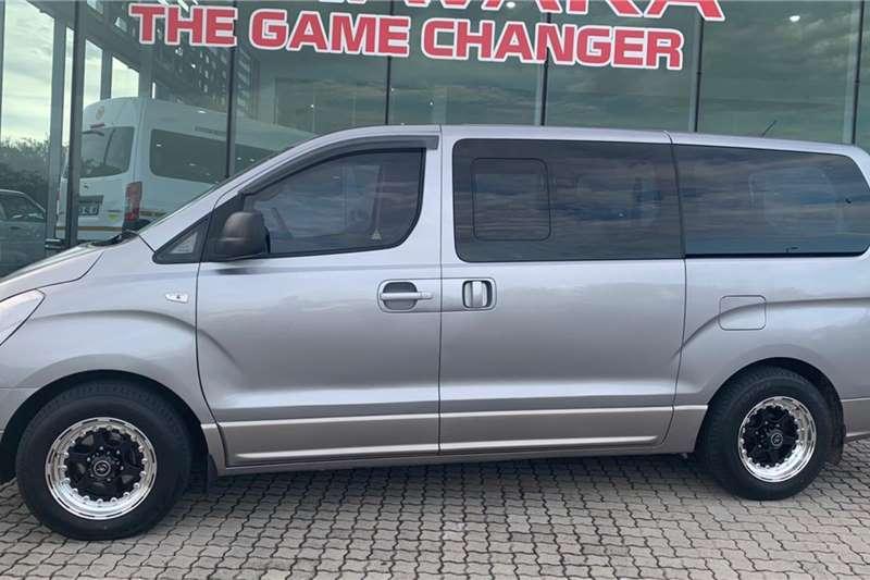 Hyundai H1 H 1 2.5CRDi wagon 2017
