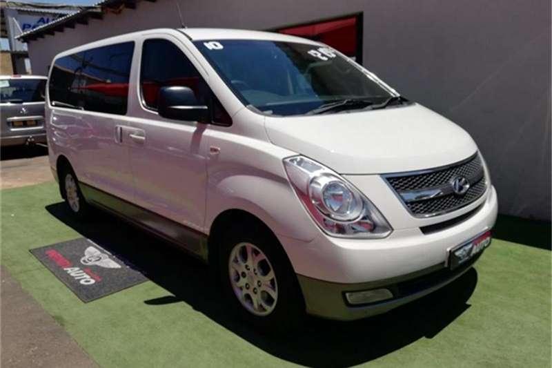 Hyundai H1 H 1 2.5CRDi wagon GLS 2010
