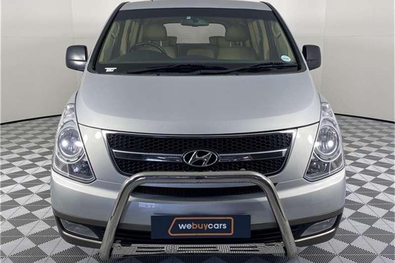 2010 Hyundai H1 H-1 2.5CRDi wagon GLS