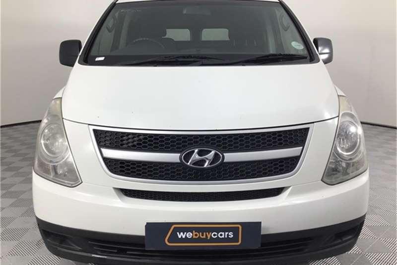 Hyundai H1 H-1 2.5CRDi wagon GLS 2011