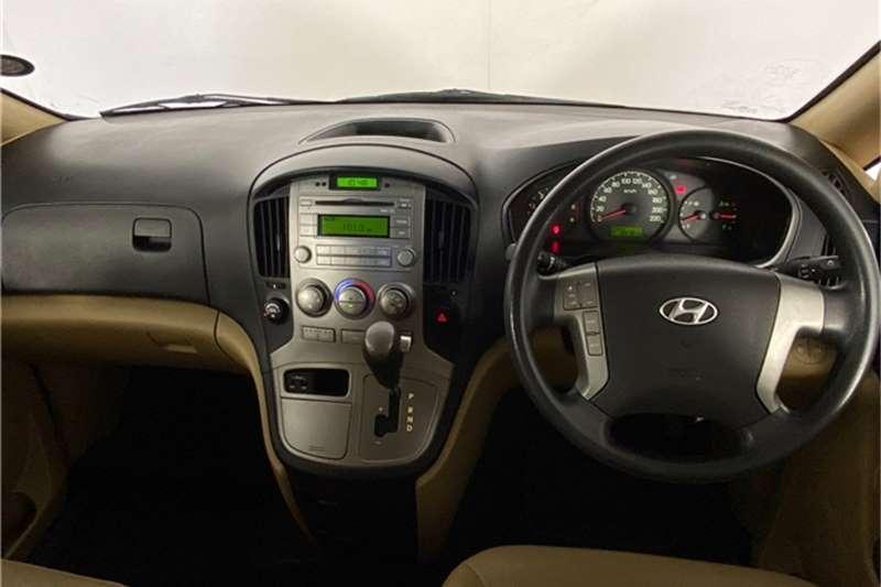 2011 Hyundai H1 H-1 2.5CRDi wagon GLS