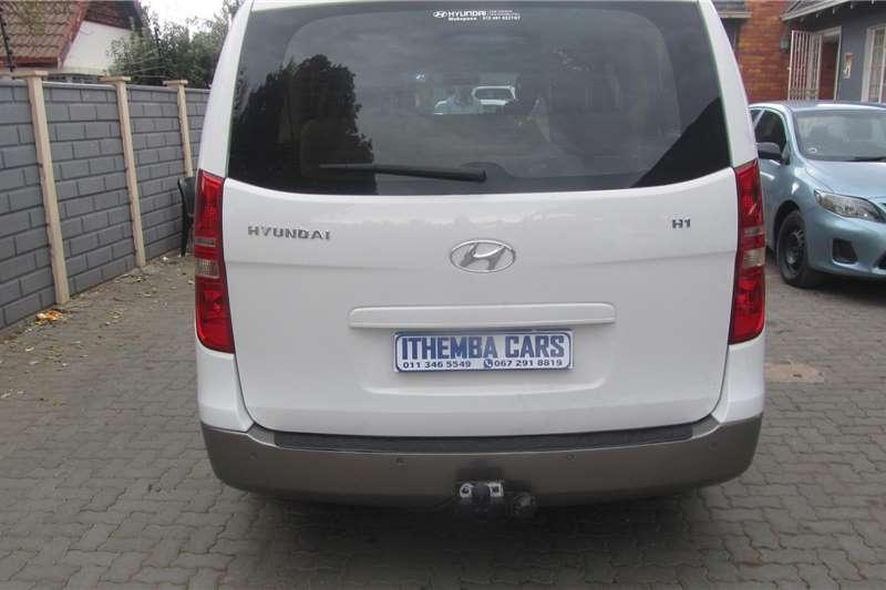Hyundai H1 H 1 2.5CRDi wagon GLS 2012