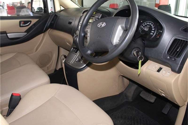 Hyundai H1 H-1 2.5CRDi wagon GLS 2012