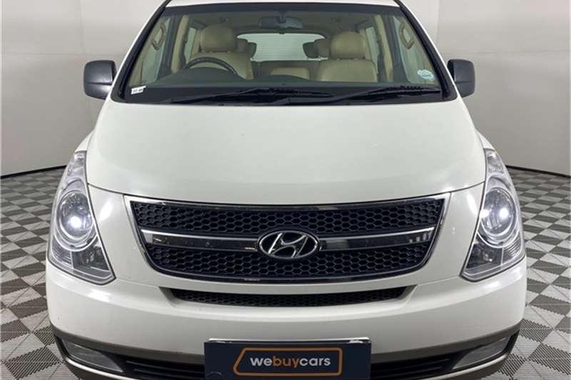 2012 Hyundai H1 H-1 2.5CRDi wagon GLS
