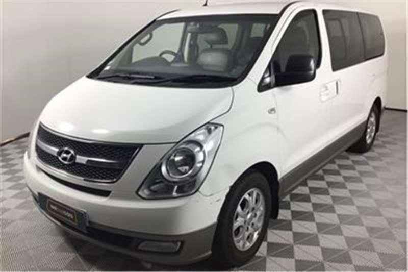 Hyundai H1 H-1 2.5CRDi wagon GLS 2013