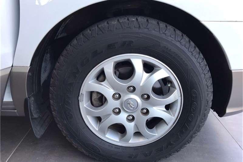 Hyundai H1 H 1 2.5CRDi wagon GLS 2013